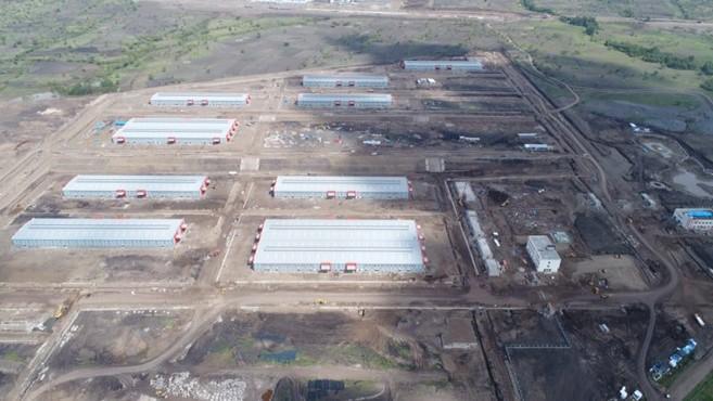 Lesso KONBACHA Industrial Park