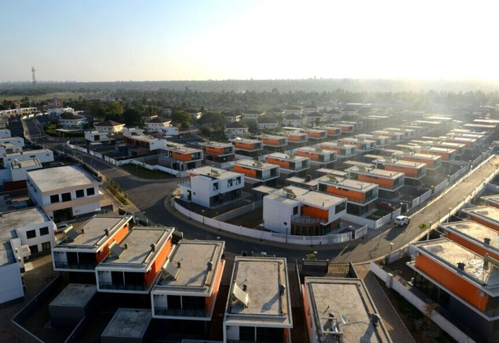 Lesso VILA SOL housing project