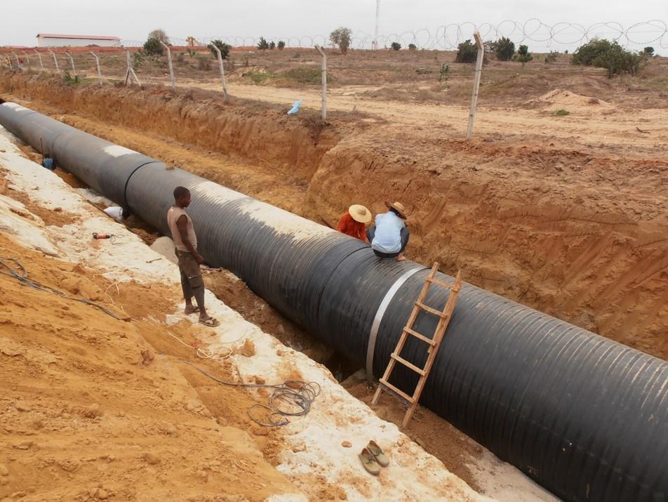 Lesso Angola Luanda CAMAMA Project