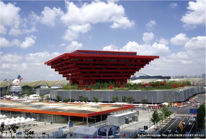 联塑Shanghai World Expo Museum