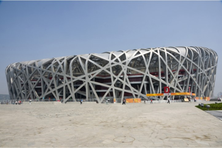 Lesso Beijing 2008 Olympic Games Stadium