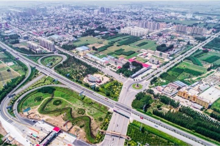 联塑Utility Tunnel Constructions of Xiong'an New Area