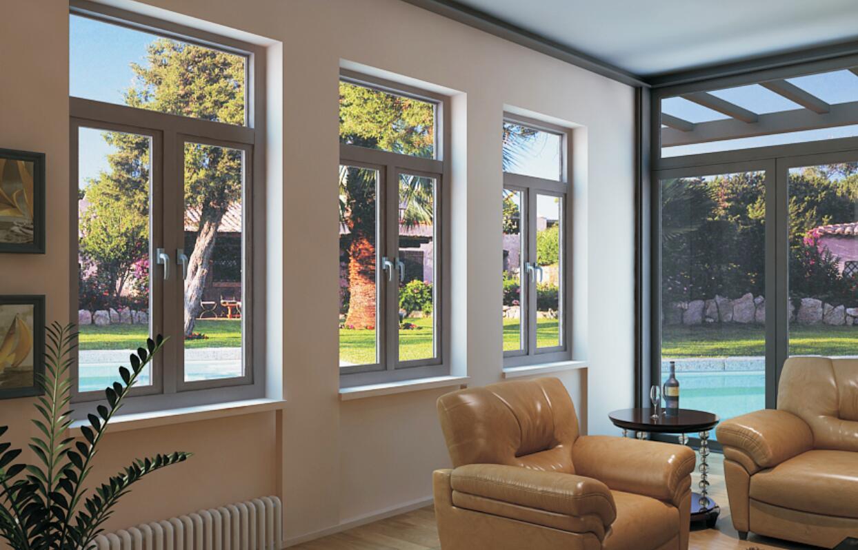 Lesso Casement Windows/50mm Series