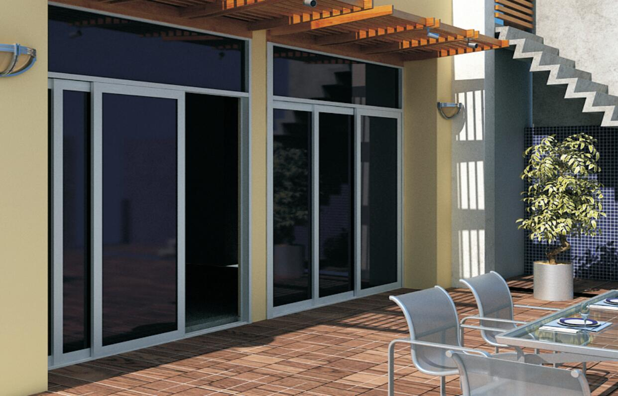 Lesso Sliding Doors/80mm Thermal-break Insulated Series
