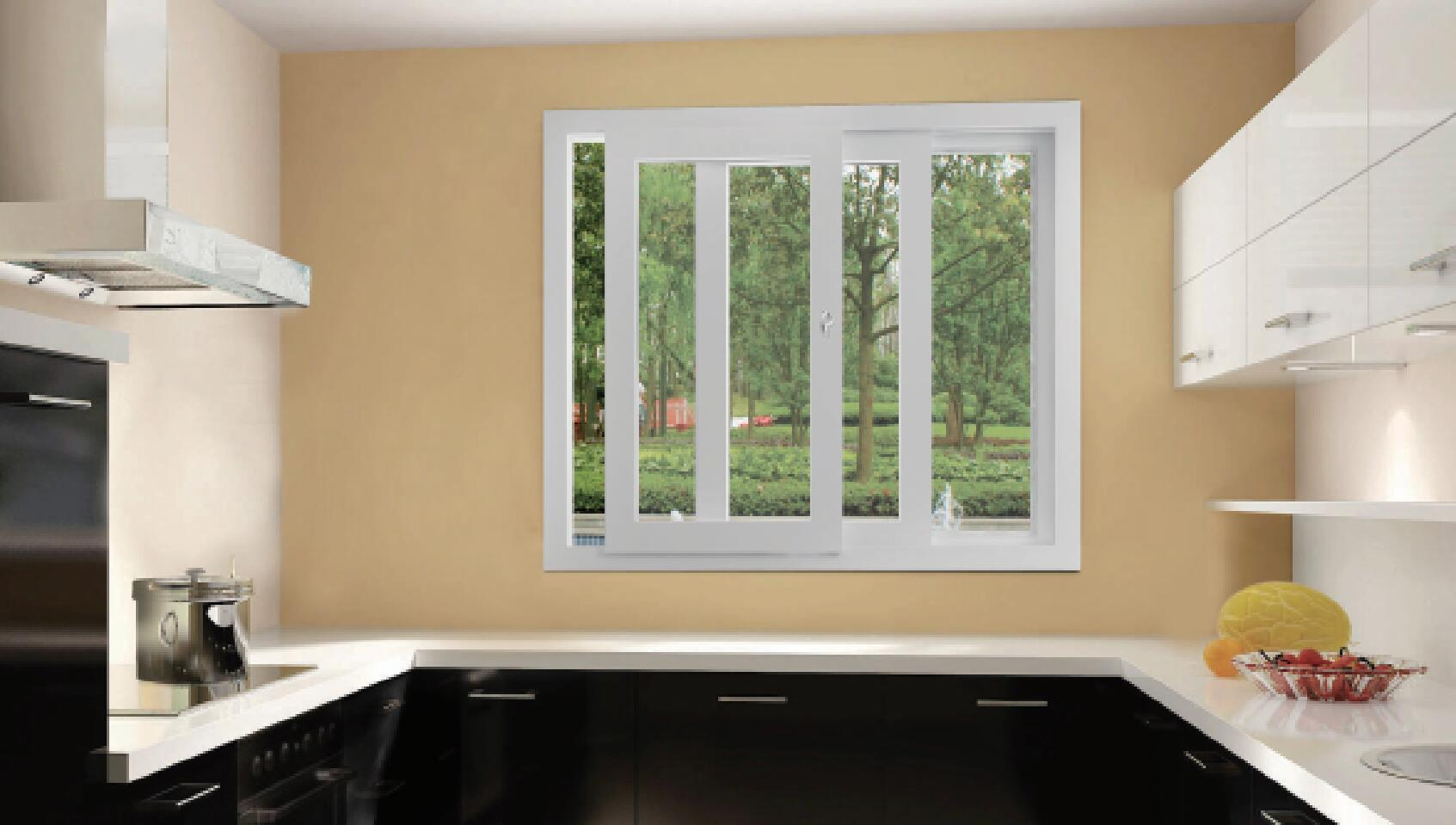 Lesso 88mm Sliding Window & Doors Series