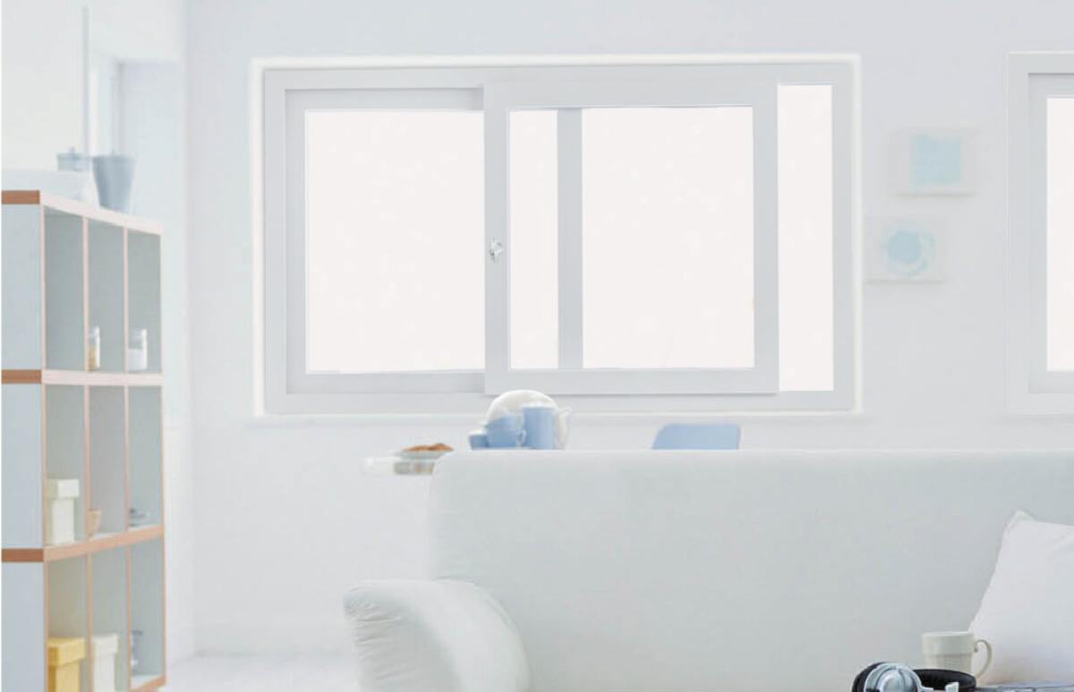 Lesso 60mm Sliding Windows & Doors Series