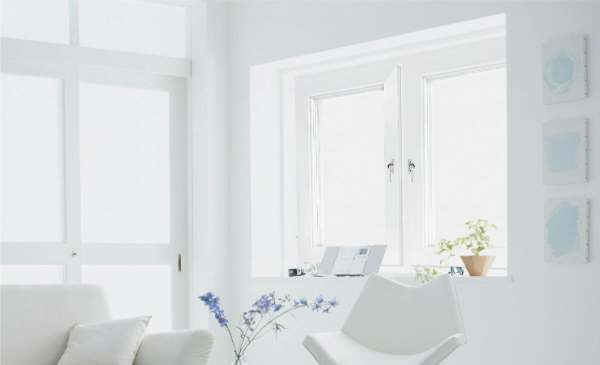 Lesso 65mm Casement Windows Series