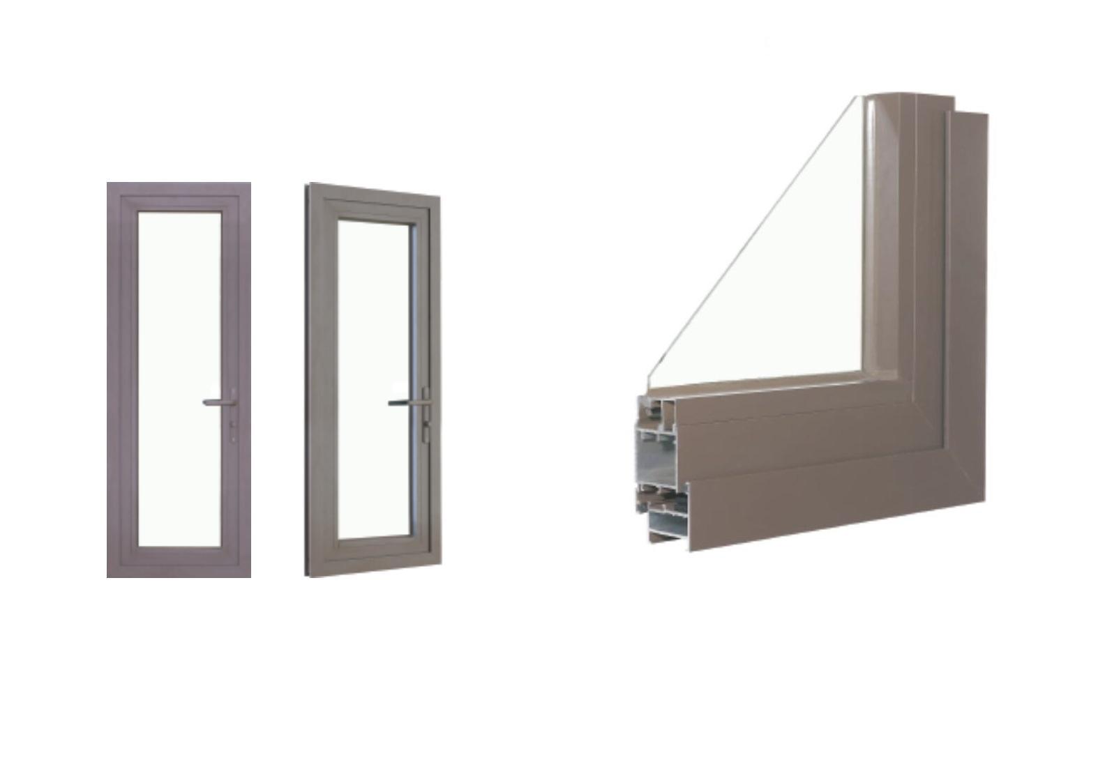 Casement Doors/50/55mm Series 1