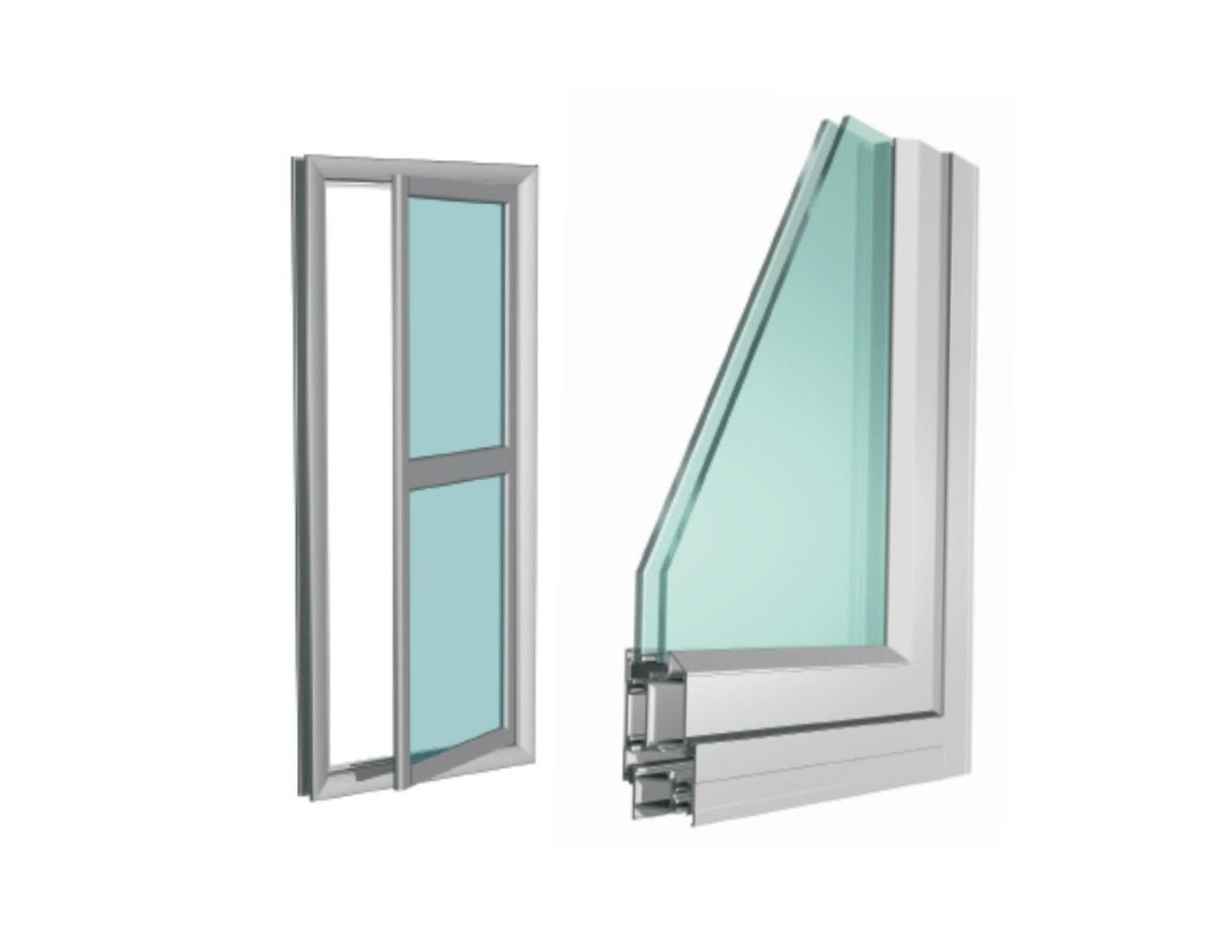 Casement Doors/50/55mm Thermal-break Insulated Series 1