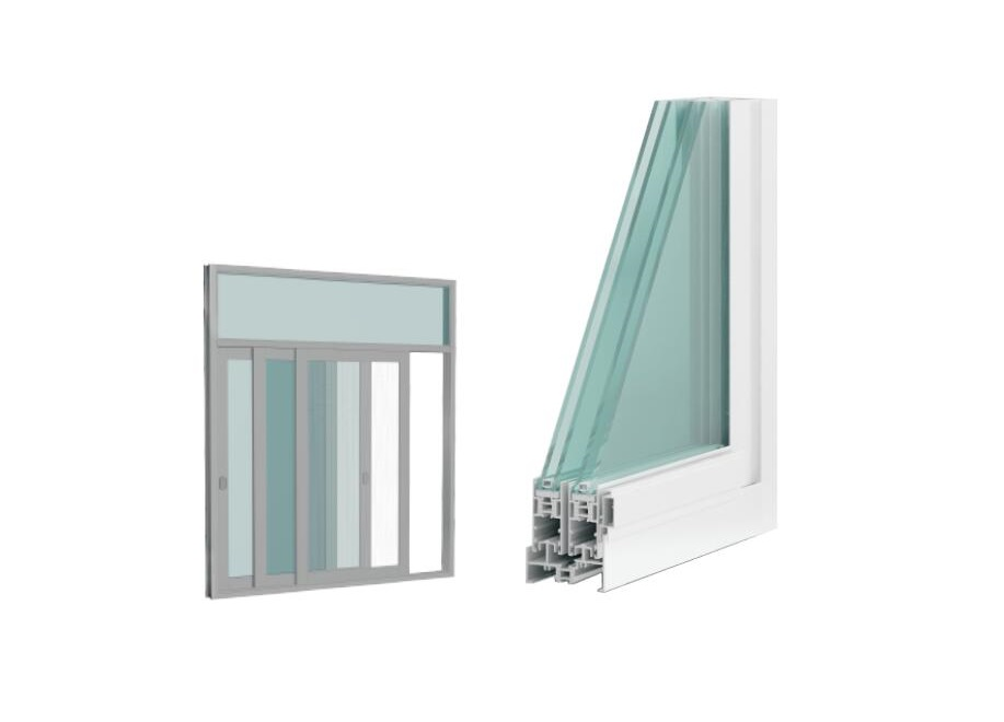 Sliding Doors/80mm Thermal-break Insulated Series 1