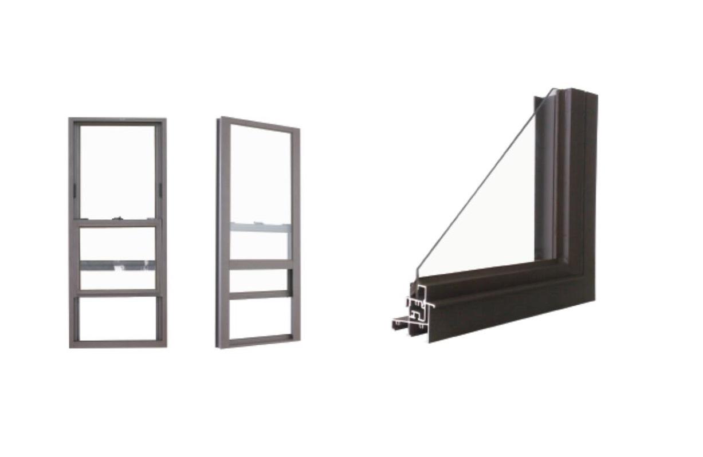 Hung Windows/70mm Series 1