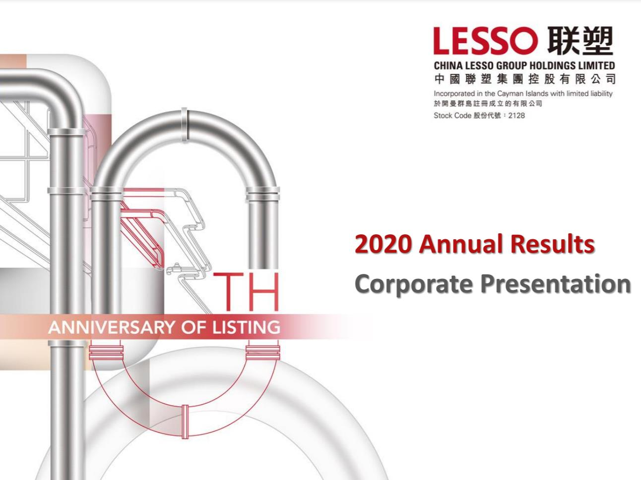 2020 Annual Results Corporate Presentation