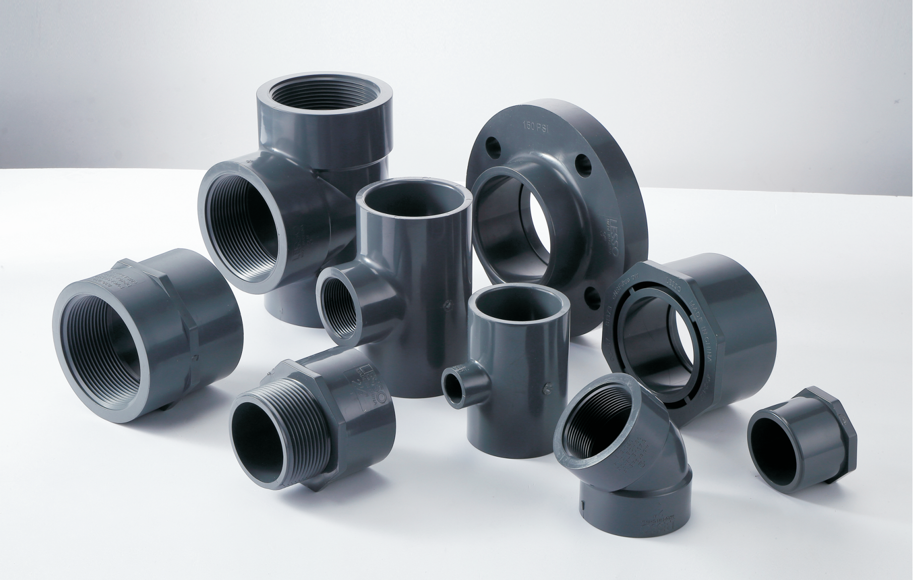 PVC-U Schedule 80 Fittings 0